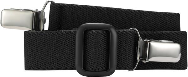 Playshoes Elastischer Kindergürtel mit Clips (601200) schwarz