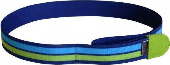Ed&Kids Kindergürtel Streifen grün/blau