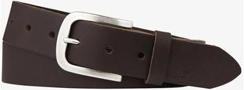 Tom Tailor Klassischer Echtleder-Gürtel (1002L01TJ01) brown