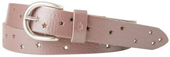 Tom Tailor Metallic-Gürtel mit Sternen (1019L44TJ01) rose