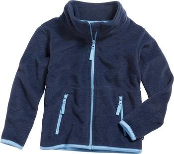 Playshoes Fleece-Jacke marine (420014)