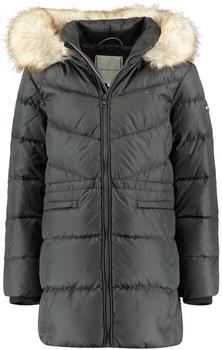 Tommy Hilfiger Essential Recycled Polyester Down Coat black (KG0KG04783)