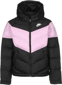 Nike Sportswear Jacket (CU9157) black/light arctic pink/black/white