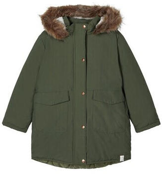 Name It Nkfmaya Parka Jacket (13178680) thyme
