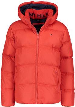 Tommy Hilfiger Essential Down Jacket (KB0KB05879) deep crimson