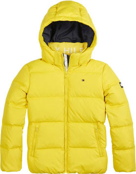 Tommy Hilfiger Essential Down Jacket (KB0KB05879) yellow