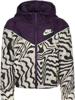Nike Printed Jacket Windrunner (DA1201) grand purple/vapour green