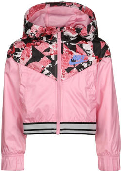 Nike Graphic Jacket Sportswear Windrunner (CU8204) pink/pink/royal pulse
