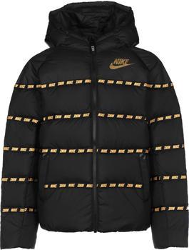 Nike Older Kids' Down Jacket (CU9154) black/metallic gold
