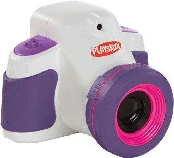 Playskool Showcam (weiß/pink)