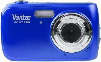 Vivitar F126 blau