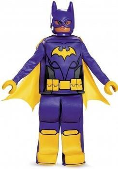 LEGO Batgirl Kostüm für Kinder