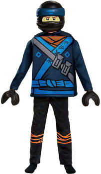 LEGO Ninjago Movie Jay Deluxe Kinderkostüm