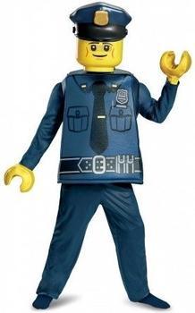 LEGO Polizist Deluxe Kinderkostüm