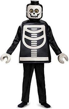 LEGO Skelett Deluxe Kostüm