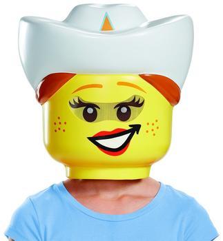 LEGO Cowgirl Maske