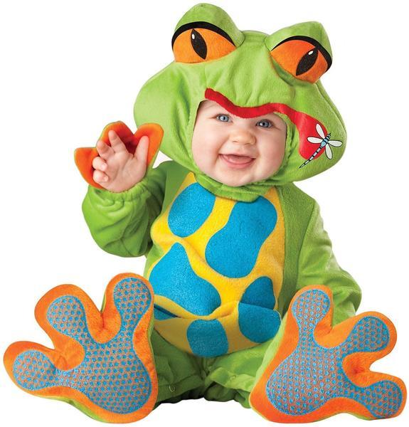 incharacter Lil Froggy Babykostüm