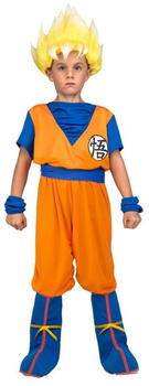 My other me Dragon Ball Saiyan Goku Costume