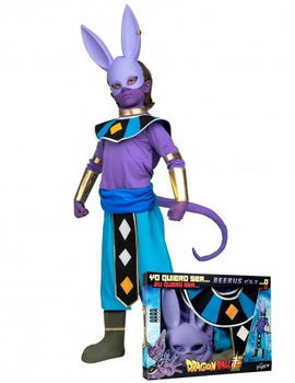 My other me Dragon Ball Beerus Costume