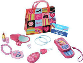 Lexibook Barbie Handtasche (RPB011)