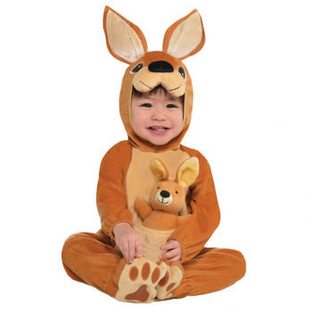 Amscan Baby Costume Jumpin' Joey