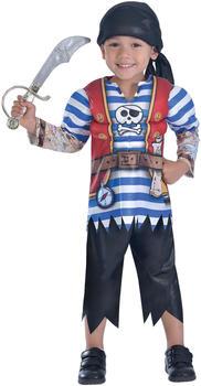 Amscan Child Costume Ahoy Matey