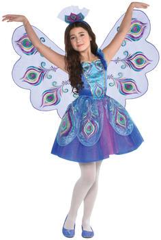 Amscan Child Costume Pretty Peacock