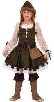 Funny Fashion Robin Hood Costume Kids (410096)