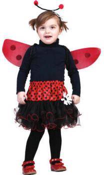 Generique Ladybug Costume Kids (409305)
