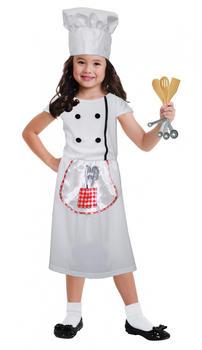 Amscan Kinder-Rollenspiel-Set Köchin (997571)