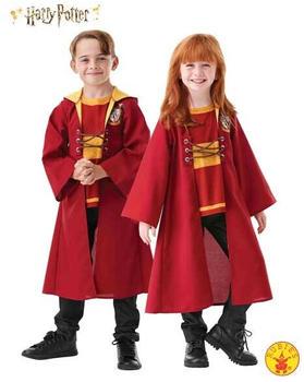 Rubie's Quidditch dress up costume