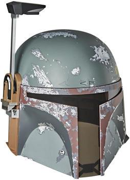 Hasbro Star Wars The Black Series - Boba Fett elektronischer Helm (E7543)