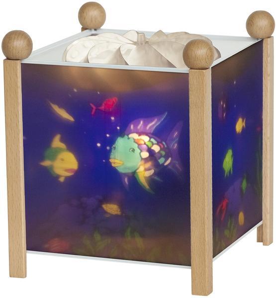 Trousselier Magische Laterne Regenbogenfisch