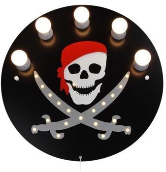 Elobra Piratenleuchte LED 5-flg.