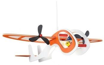 Elobra Flugzeug 1-flg. weiß/orange