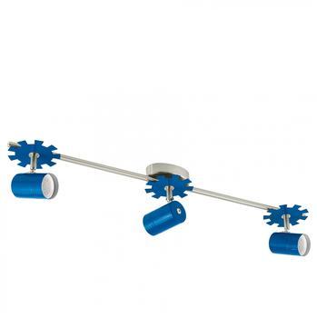 Eglo Leonie 1 3-flg. blau