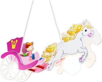 Elobra Prinzessin in der Kutsche 2-flg.