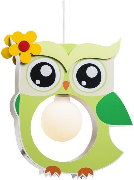 Elobra Eule Erna 1-flg. grün