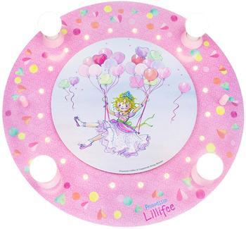 Elobra Prinzessin Lillifee in der Ballonschaukel (130919)