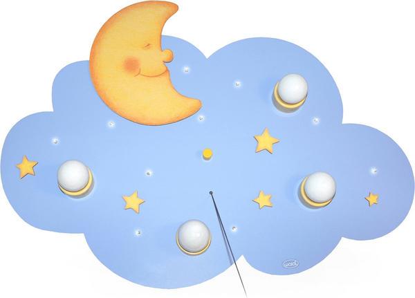 Waldi Wolke La Luna 4-flg. (65142)