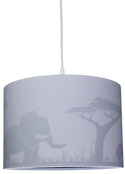 Waldi Silhouette 1-flg. Elefant grau (7075.0)