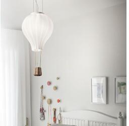 IDEAL LUX Ballonleuchte E27 weiß (0713893)