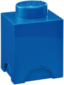 LEGO Aufbewahrungs-Box 1 x 1 (blau)