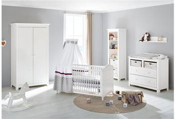 Pinolino Kinderzimmer Nina breit 2-trg. (101617B)