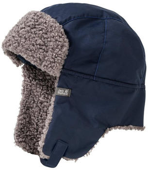 Jack Wolfskin Stormlock Paw Shapka Kids night blue