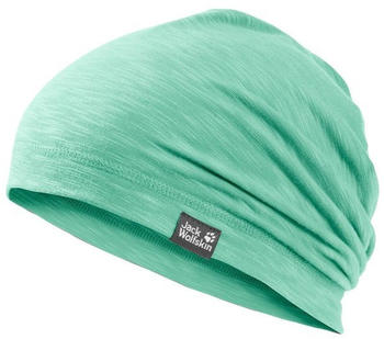 Jack Wolfskin Travel Beanie Kids pale mint