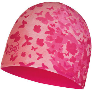 Buff Microfiber Polar Hat Butterfly pink