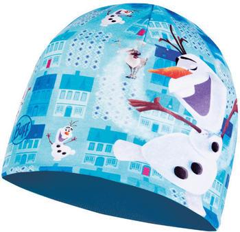Buff Microfiber Polar Hat Adventure Scuba blue frozen