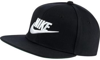 Nike Pro Cap (AV8015) black/pine green/white