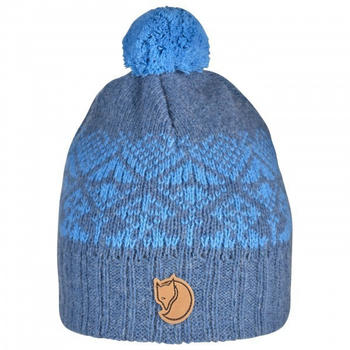 Fjällräven Kids Snowball Hat (78136) uncle blue